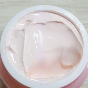 チェリーブロッサム トーンアップ クリーム UV/innisfree/フェイスクリームを使ったクチコミ(7枚目)