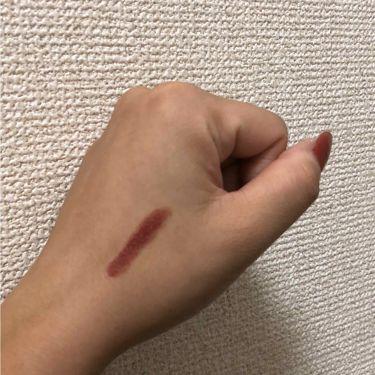 マシュマロルック リップスティック/リンメル/口紅を使ったクチコミ(3枚目)