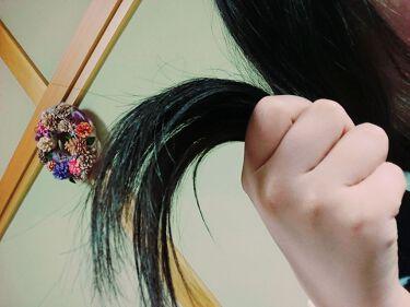 和草オイル/いち髪/アウトバストリートメントを使ったクチコミ(3枚目)