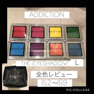 ザ アイシャドウ L/ADDICTION/パウダーアイシャドウ by Nagi◡̈*♡.°⑅