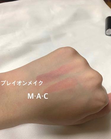 MINI MAC LIPSTICK/M・A・C/口紅を使ったクチコミ(4枚目)