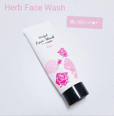 ハーブ洗顔料 D S/DAISO/洗顔フォームを使ったクチコミ(1枚目)
