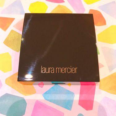 ブラッシュ カラー インフュージョン/laura mercier/パウダーチークを使ったクチコミ(3枚目)