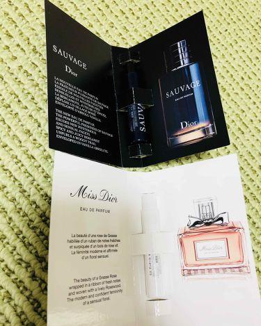 ミス ディオール オードゥ トワレ/Dior/香水(レディース)を使ったクチコミ(1枚目)