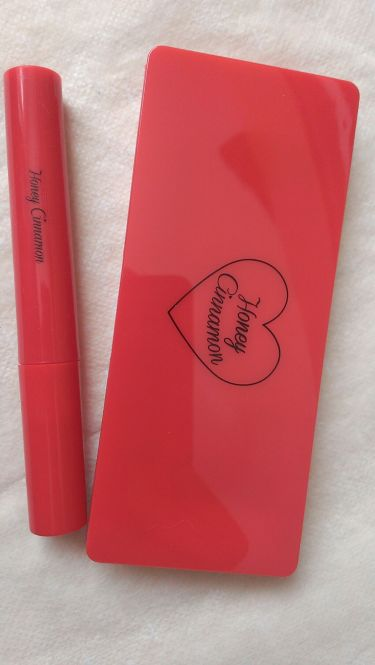 Popteen2019年1月号付録 Honey Cinnamonティントリップ/Popteen /口紅を使ったクチコミ(1枚目)