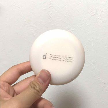 薬用 エアリースキンケアヴェール/d プログラム/プレストパウダーを使ったクチコミ(1枚目)