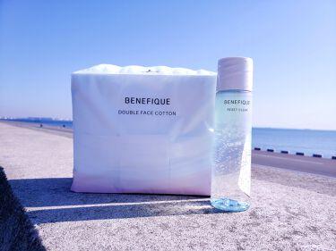 リセットクリア/BENEFIQUE/化粧水を使ったクチコミ(2枚目)