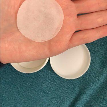LJ ネイルリムーバーシート/LOUJENE/除光液を使ったクチコミ(2枚目)