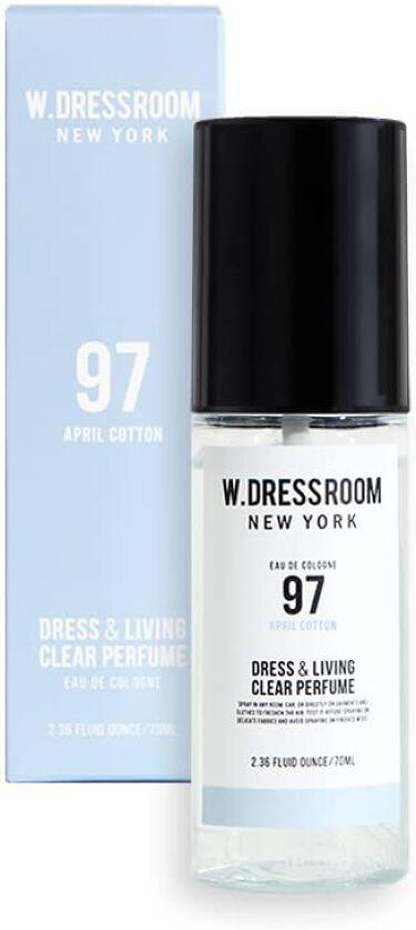 ドレス&リビング クリーン パフューム No.97 エイプリルコットン