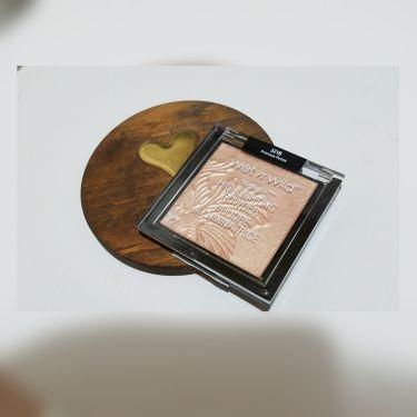 MegaGlo Highlighting Powder/wet 'n' wild/プレストパウダーを使ったクチコミ(1枚目)
