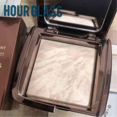 Hourglass Ambient Lighting Powder/HOURGLASS/プレストパウダーを使ったクチコミ(1枚目)