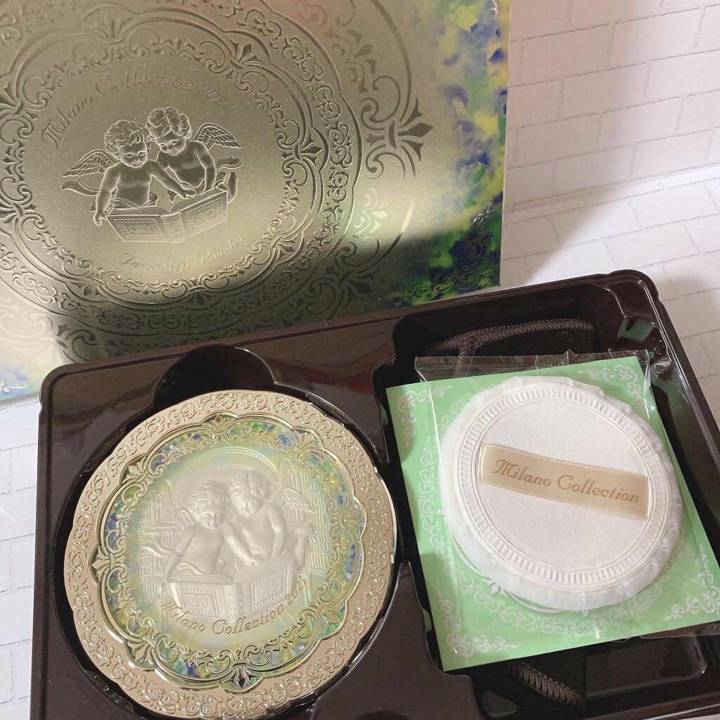 日本Kanebo佳麗寶化妝品每年限量推出的Milano Collection米蘭絕色蜜粉餅2021