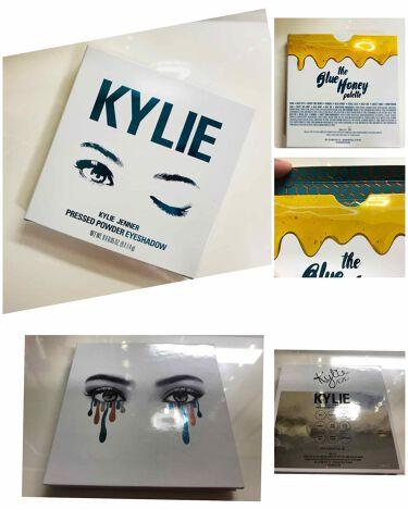 Kylie Cosmetics kylie cosmetics ブルー ハニー アイシャドウパレット