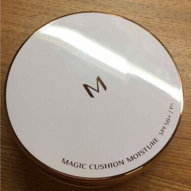 miyuさんの「MISSHAM クッション ファンデーション(モイスチャー)<その他ファンデーション>」を含むクチコミ