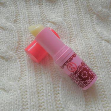 リップベビーナチュラル スイートチェリーの香り/メンソレータム/リップケア・リップクリームを使ったクチコミ(1枚目)