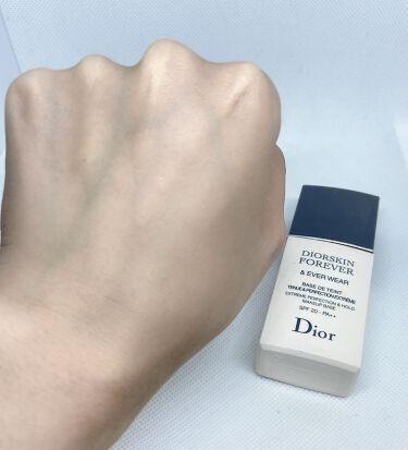 ディオールスキン フォーエヴァー スキン ヴェール/Dior/化粧下地を使ったクチコミ(4枚目)