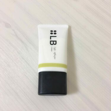 りこりこさんの「LB(エルビー)ライトリフレクタークリーム<化粧下地>」を含むクチコミ