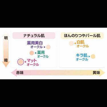 フェイスパウダー ハイカバー  白肌オークル/クリアラスト/プレストパウダーを使ったクチコミ(2枚目)