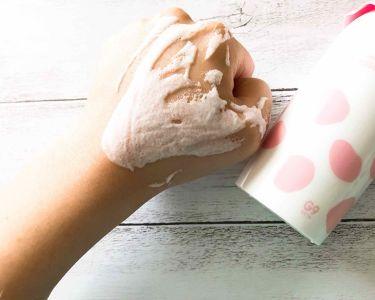 MILK BUBBLE ESSENCE PACK #PLAIN/G9 SKIN/美容液を使ったクチコミ(4枚目)