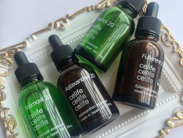 ヒト由来幹細胞美容液 ステムセル20/Celife/美容液を使ったクチコミ(4枚目)