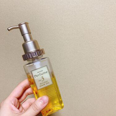 モイストリペア ヘアオイル/mixim Perfume/アウトバストリートメントを使ったクチコミ(2枚目)