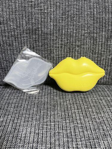リップパック 20枚入り/CHOOSY/リップケア・リップクリームを使ったクチコミ(3枚目)