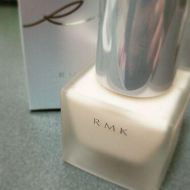 Miki Yamazakiさんの「RMKメイクアップベース<化粧下地>」を含むクチコミ