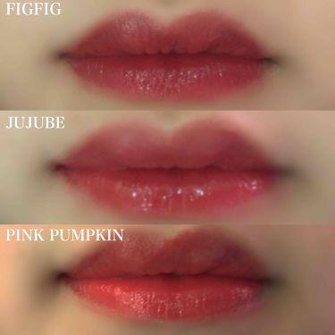 ジューシーラスティングティントカラー/rom&nd/口紅を使ったクチコミ(3枚目)