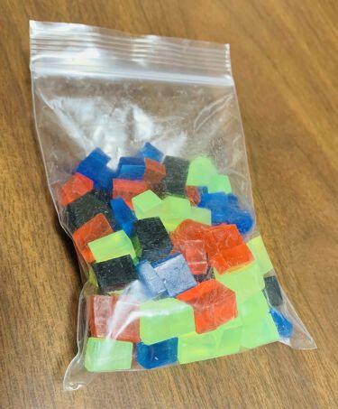 【画像付きクチコミ】✦サンソリットスキンピールバー#スキンピールバーお試しSTEP1320円(税込)初めて使う人用の4種類の石鹸全てをお試しできるセットを購入しました。✦セット内容✦*🟦スキンピールバーAHAマイルド(15g)×1個*🟩スキンピールバーA...