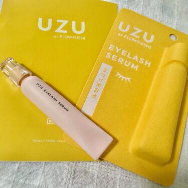 UZU まつげ美容液(まつげ・目もと美容液)/UZU BY FLOWFUSHI/まつげ美容液を使ったクチコミ(2枚目)