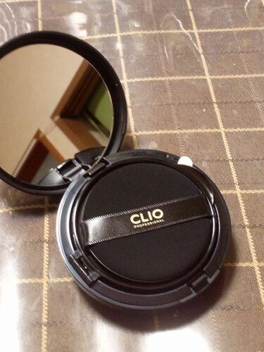 キル カバー アンプル クッション/CLIO/クッションファンデーションを使ったクチコミ(2枚目)