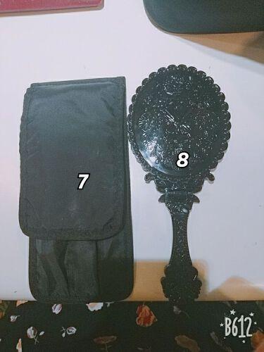 ナイロンメイクブラシポーチ/無印良品/化粧ポーチを使ったクチコミ(3枚目)