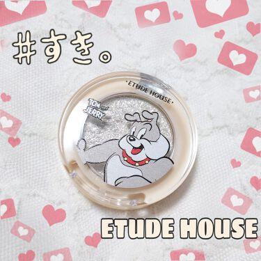 ルックアット マイアイジュエル/ETUDE/パウダーアイシャドウを使ったクチコミ(1枚目)