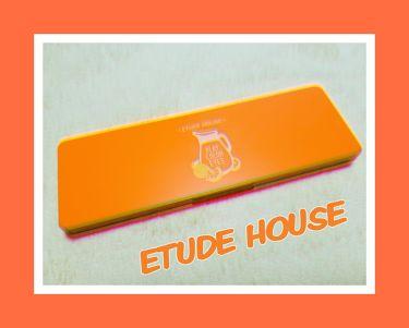 プレイカラーアイズ #ジュースバー/ETUDE HOUSE/パウダーアイシャドウを使ったクチコミ(1枚目)