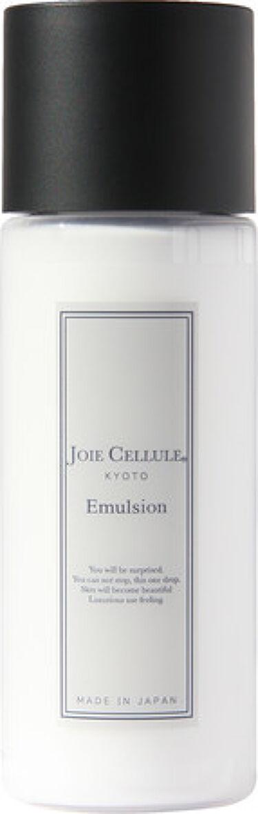 2020/12/15発売 JOIE CELLULE ジョワセリュール エマルジョン