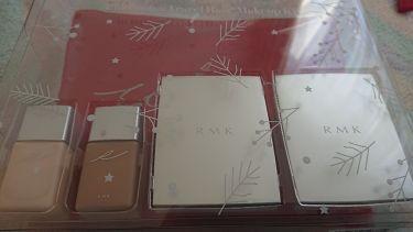 クリスマスコフレ 2018/RMK/メイクアップキットを使ったクチコミ(1枚目)
