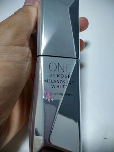 おすずさんの「ONE BY KOSEメラノショット ホワイト<美容液>」を含むクチコミ