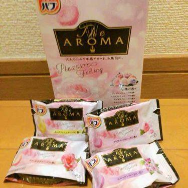 The Aroma Pleasure Feeling/バブ/入浴剤を使ったクチコミ(1枚目)