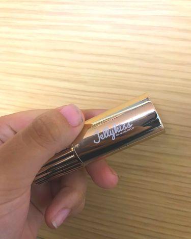 オイルインカラーリップ/JellyKiss/口紅を使ったクチコミ(1枚目)