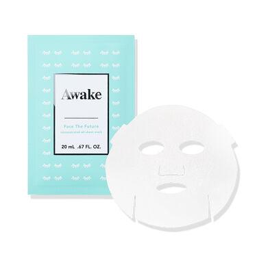 フェイスザフューチャー コンセントレイティッド オイルシートマスク Awake