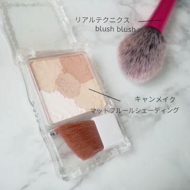 Blush Brush/Real Techniques/メイクブラシ by かこ