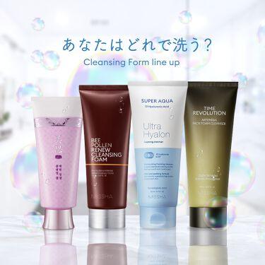 美思 エイヒョン 洗顔フォーム/MISSHA/洗顔フォームを使ったクチコミ(1枚目)