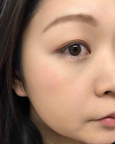 春姫 アイライナーブラシ/DAISO/メイクブラシを使ったクチコミ(2枚目)