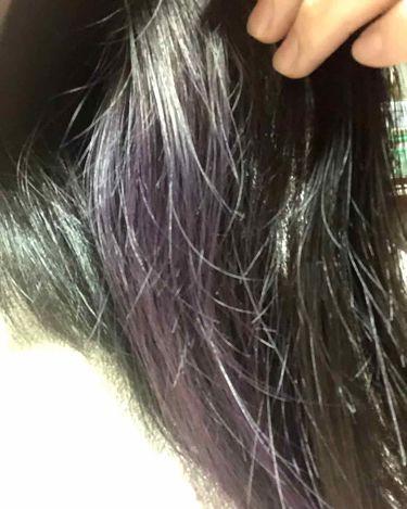 マカロンパレット ヘアカラー/マカロンパレット/ヘアカラー・白髪染め・ブリーチを使ったクチコミ(3枚目)