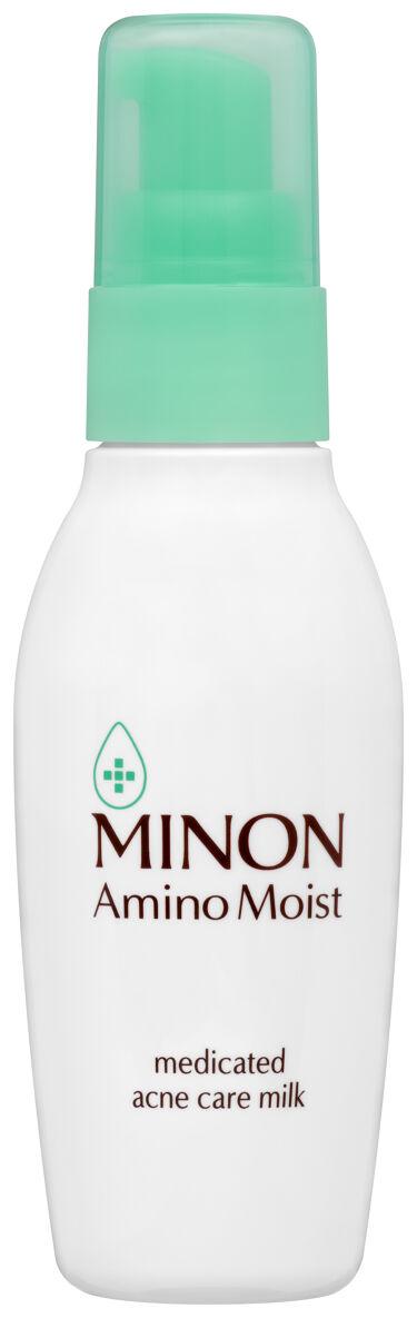 ミノン アミノモイスト 薬用アクネケア ミルク ミノン