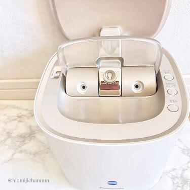 スチーマー ナノケア EH-SA0B/Panasonic/美顔器・マッサージを使ったクチコミ(8枚目)