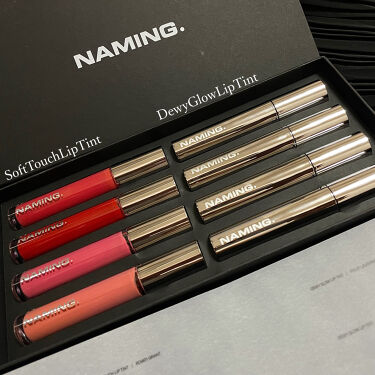 Soft Touch Lip Tint NAMING.