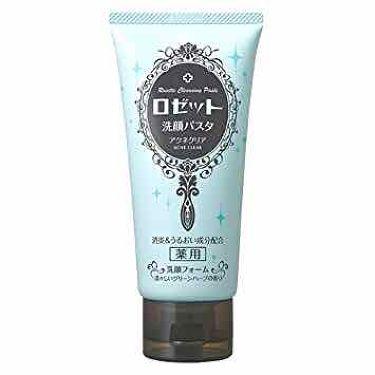 るぅさんの「ロゼットロゼット洗顔パスタ アクネクリア<洗顔フォーム>」を含むクチコミ
