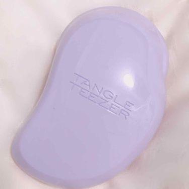 かのピちゃんさんの「TANGLE TEEZER(タングル ティーザー)The Original<ヘアケアグッズ>」を含むクチコミ