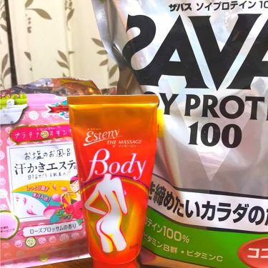 ザバス ソイプロテイン 100/その他/ボディシェイプサプリメントを使ったクチコミ(1枚目)